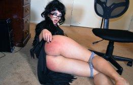 Spanking Veronica Works: Episode 96: Elvira Spanking