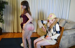 Spanking Veronica Works: Episode 98: Spankbuster