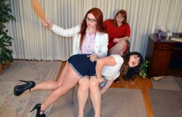 Spanking Veronica Works: Episode 91: The Science of Discipline